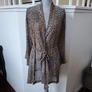 VS Leopard Robe